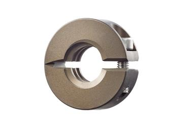 drylin® clamping rings, left-handed thread, CRL