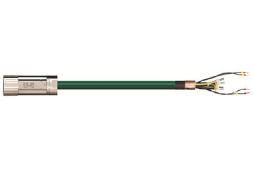 readycable® motor cable similar to B&R i8CMxxx. 12-0, base cable PVC 7.5 x d