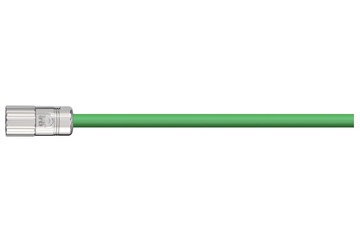 readycable® pulse encoder cable similar to Baumüller 198965 (10 m), pulse encoder base cable PUR 7.5 x d