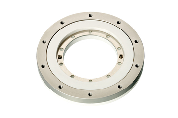 iglidur® slewing ring, PRT-03, aluminium housing, sliding element made from POM