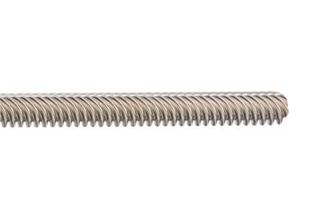 dryspin® high helix lead screw, right-hand thread, 1.4301 stainless steel