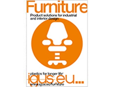 Brochure for furniture-making and industrial design