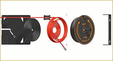 e-spool® flex 2.0