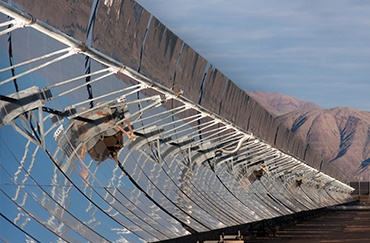 Solar thermal energy tracker systems