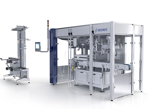 High-performance polymers in labelling machines