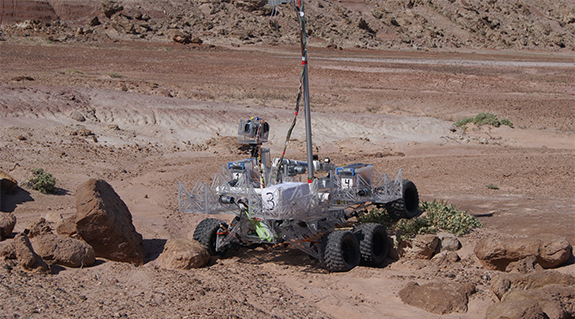 Exploration robot